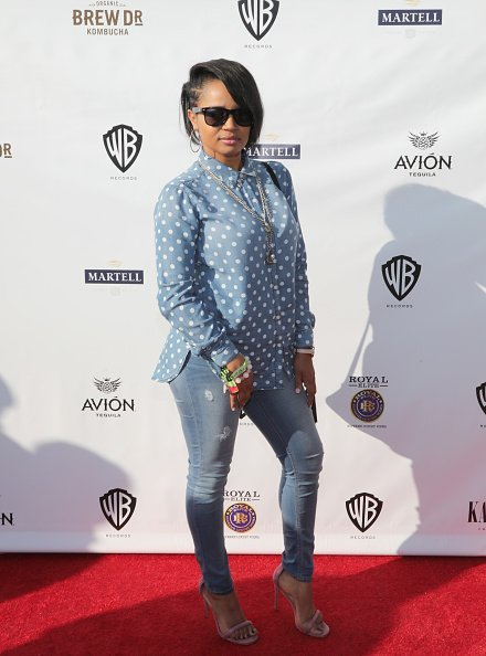 Kyla Pratt at the Warner Bros. Records MFD BET Awards Party 2018 on June 23, 2018   Photo: Getty Images