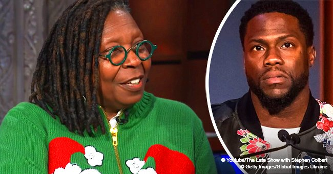 Whoopi Goldberg offers to host Oscars after Kevin Hart stepped down but admits she's 'problematic'