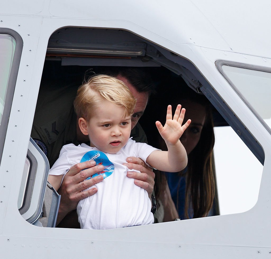 Prince George l Image: Getty Images