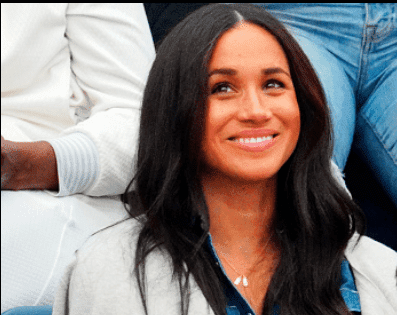 Meghan, Duchesse de Sussex, regarde Serena Williams à la finale de l'US Open féminin 2019 le 07 septembre 2019 | Photo : Getty Images