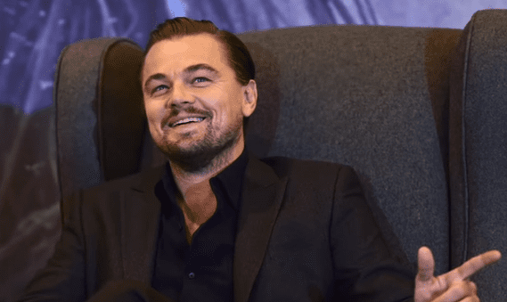Leo Dicaprio. | Foto: YouTube / Nicki Swift Español