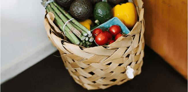 Gemüsekorb   Quelle: Getty Images
