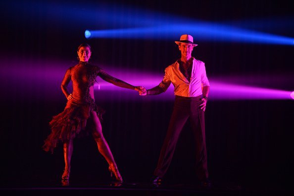 """Celebrity and pro-dancer couples, James Van Der Beek and  Emma Slater return to the ballroom and compete on the sixth week of the 2019 season of """"Dancing with the Stars"""" 