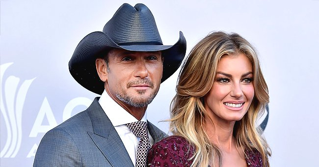 Tim McGraw and Faith Hill Share Sweet Moment While Performing for Virtual Benefit Concert