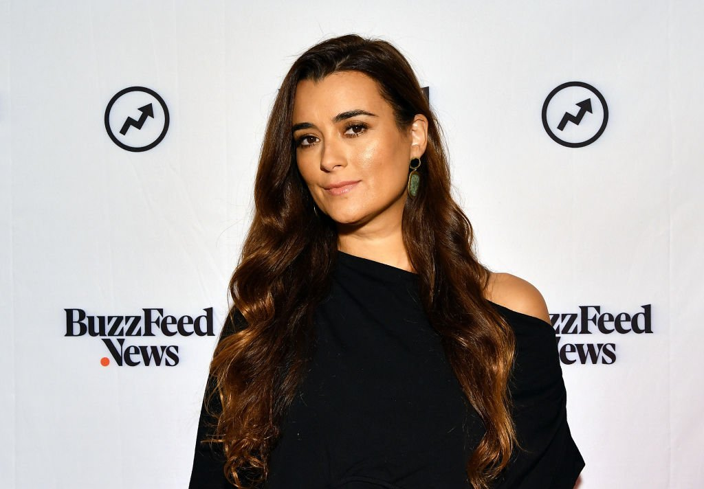 "Cote De Pablo of CBS' ""NCIS"" visits BuzzFeed's ""AM To DM"" 