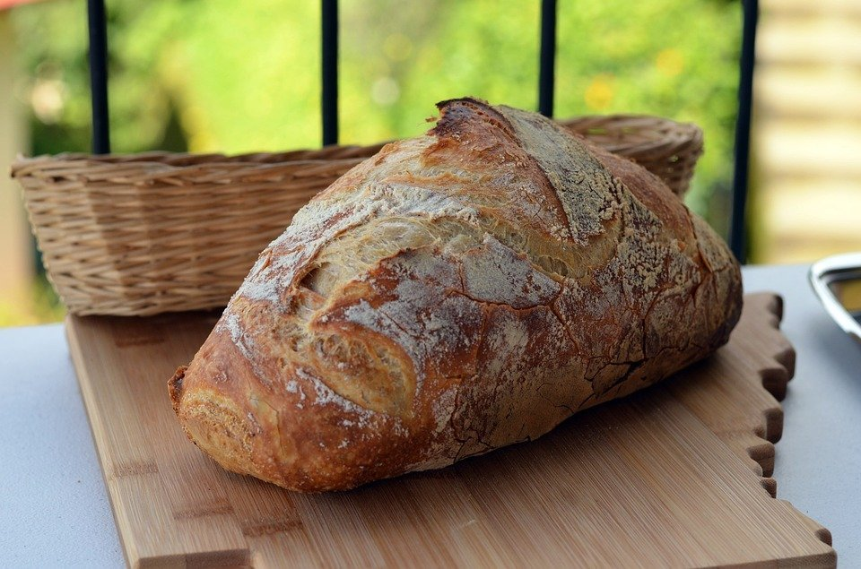 Brot | Quelle: Pixabay