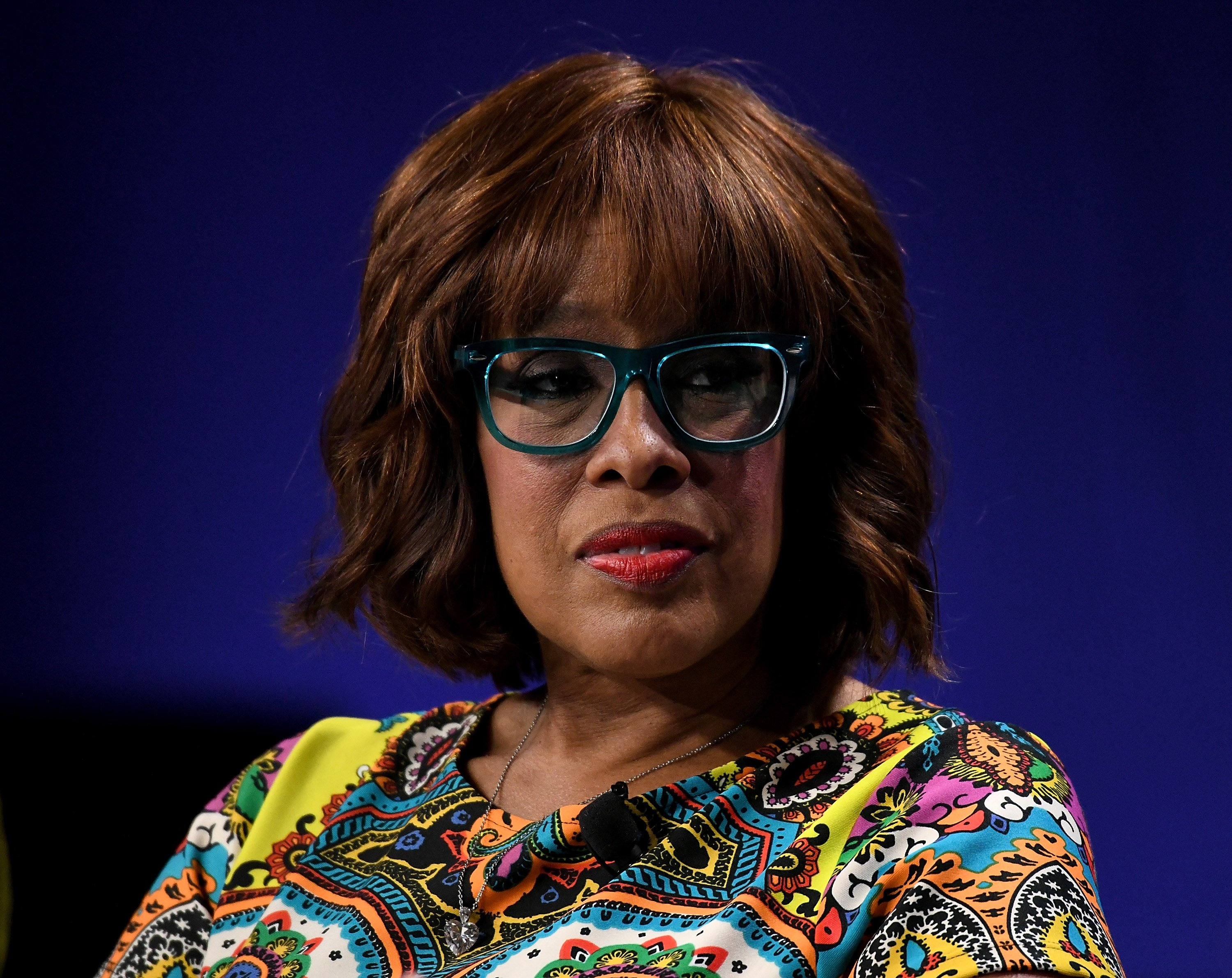 Gayle King, Co-Host, CBS This Morning, participates in a panel discussion during the annual Milken Institute Global Conference at The Beverly Hilton Hotel on April 29, 2019 | Photo: GettyImages