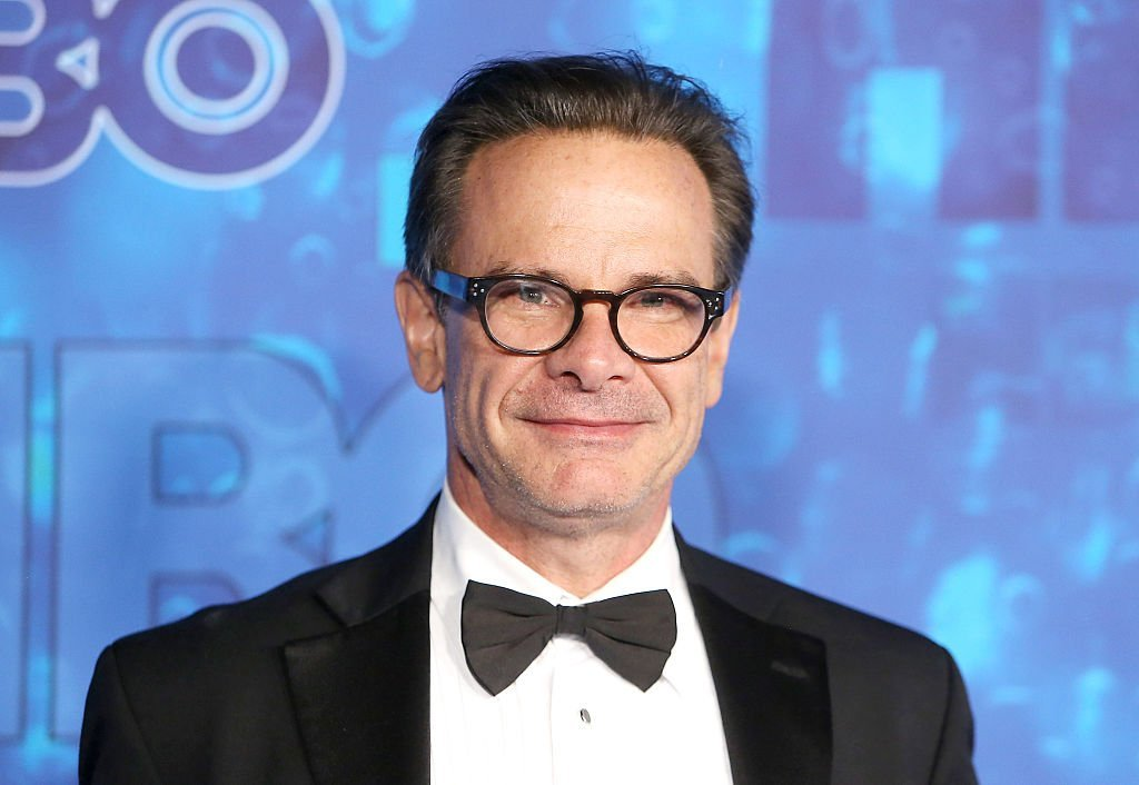 Peter Scolari arrives at HBO's Post Emmy Awards reception held at The Plaza at the Pacific Design Center on September 18, 2016 | Photo: GettyImages