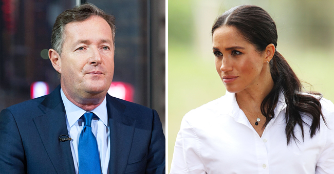Piers Morgan Advises Meghan Markle to Plant Trees like the Queen to Become a 'Popular Princess'