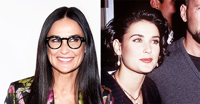 Demi Moore, 56, Says She Was 'Chubby' and 'Negative' and Now She Feels 'Eccentric' and 'Happy'