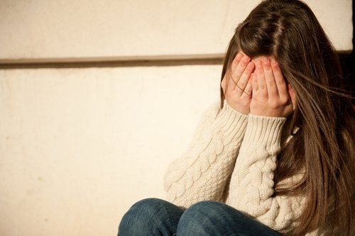 Niña triste| Foto: Shutterstock