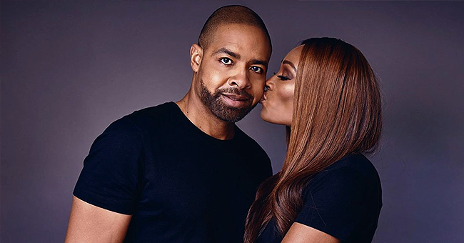 Cynthia Bailey Shares Photo from When She First Met Fiancé Mike Hill on Steve Harvey's Show