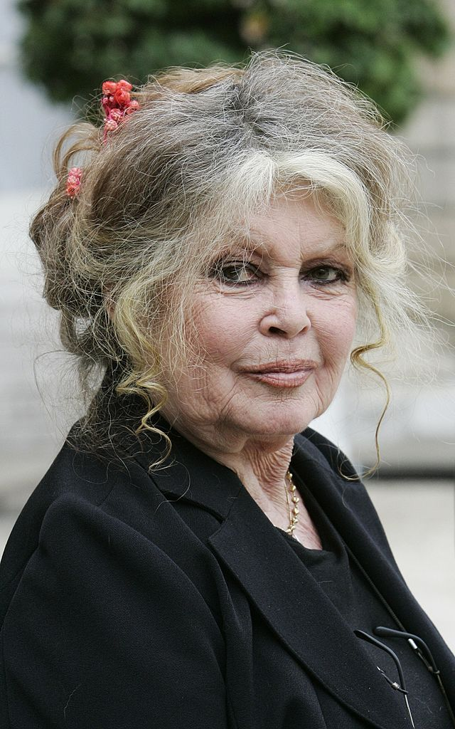 La comédienne Brigitte Bardot. | Photo : Getty Images