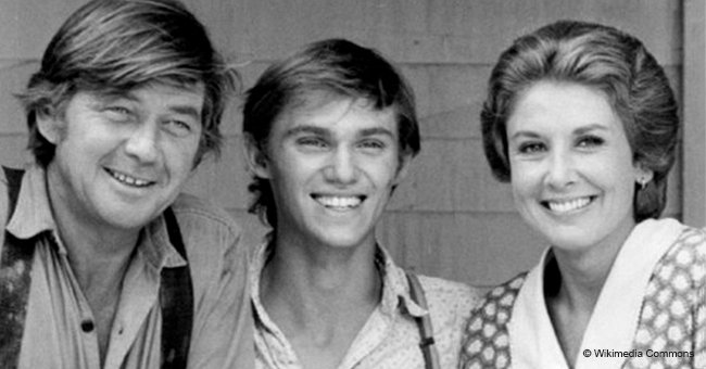 'The Waltons' Michael Learned revealed exclusive details of off-screen romance with Ralph Waite
