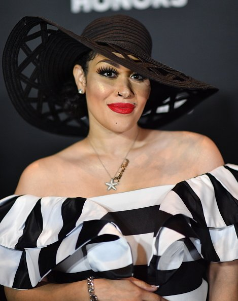 Keke Wyatt at the 2019 Black Music Honors - Arrivals at Cobb Energy Performing Arts Center on September 5, 2019 in Atlanta, Georgia. |Photo:Getty Images