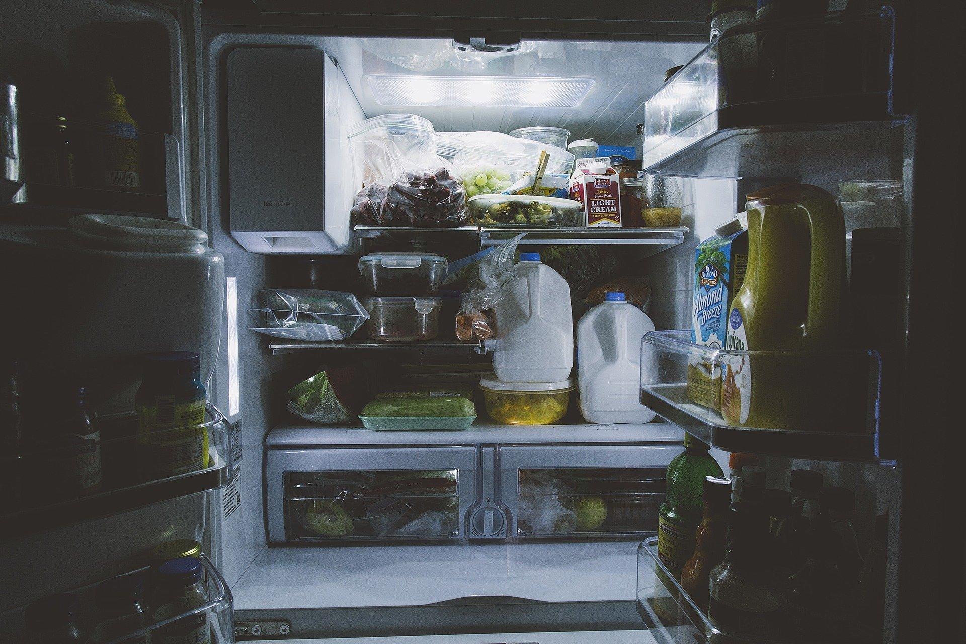 Refrigerador. Fuente: Pixabay