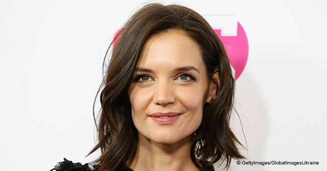 Katie Holmes and Jamie Foxx Caught Holding Hands on a Rare Outing with His Oldest Daughter