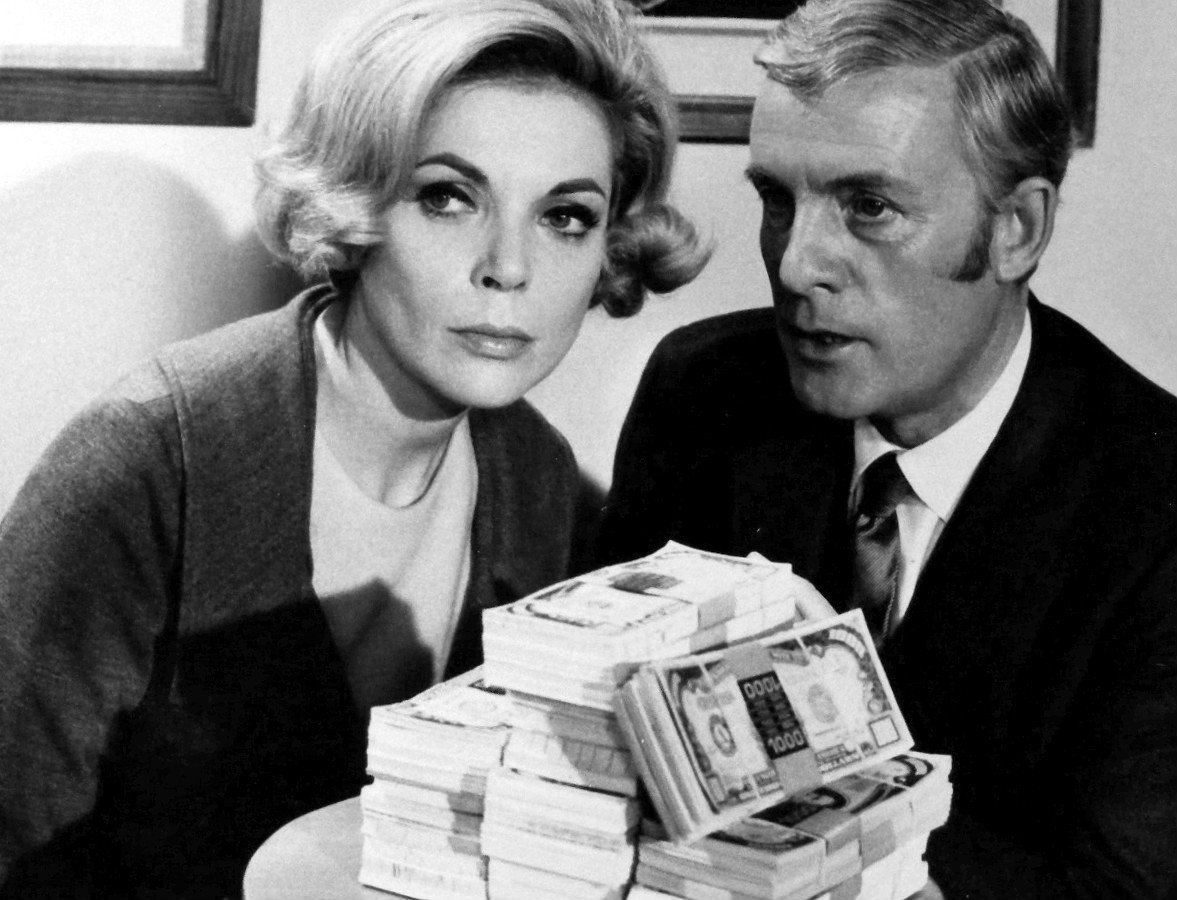 """Barbara Bain as Cinnamon Carter on """"Mission: Impossible"""" in 1969 