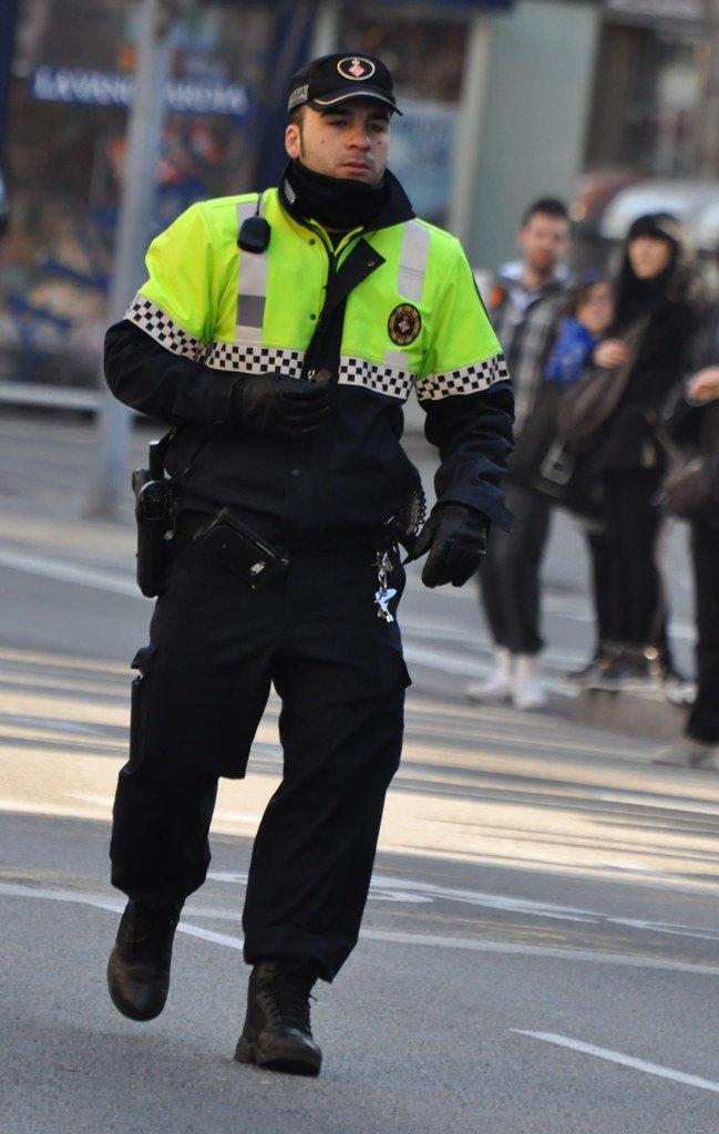 Guardia Urbana - Policía Local Barcelona. | Imagen: Flickr
