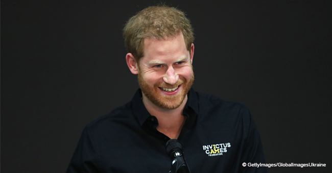 Prince Harry Pays Tribute to Son Archie in 'I AM DADDY' Jacket at an Invictus Games Event