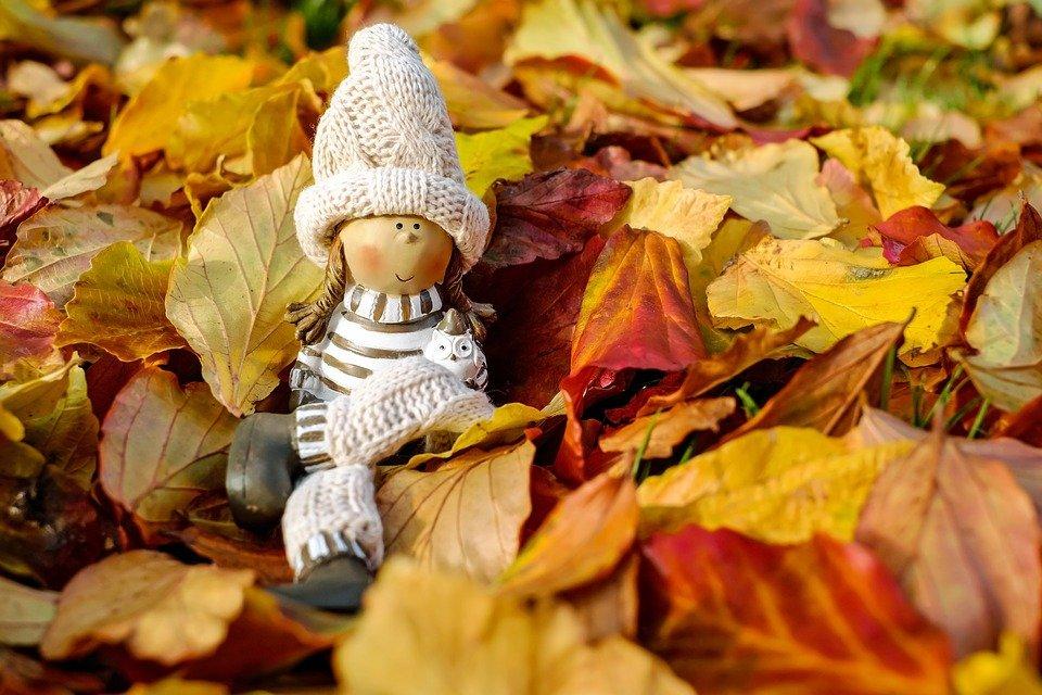 Muñeca tendida en el suelo │ Imagen tomada de: Pixabay