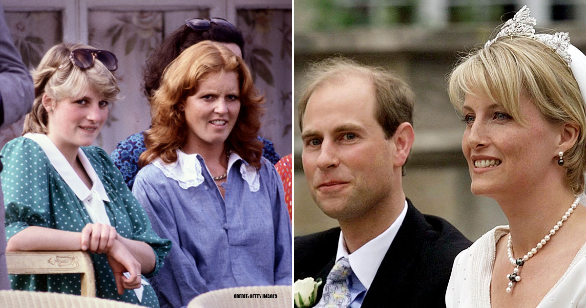 What Is About Sophie Countess of Wessex, That Made Diana And Sarah Ferguson Outraged