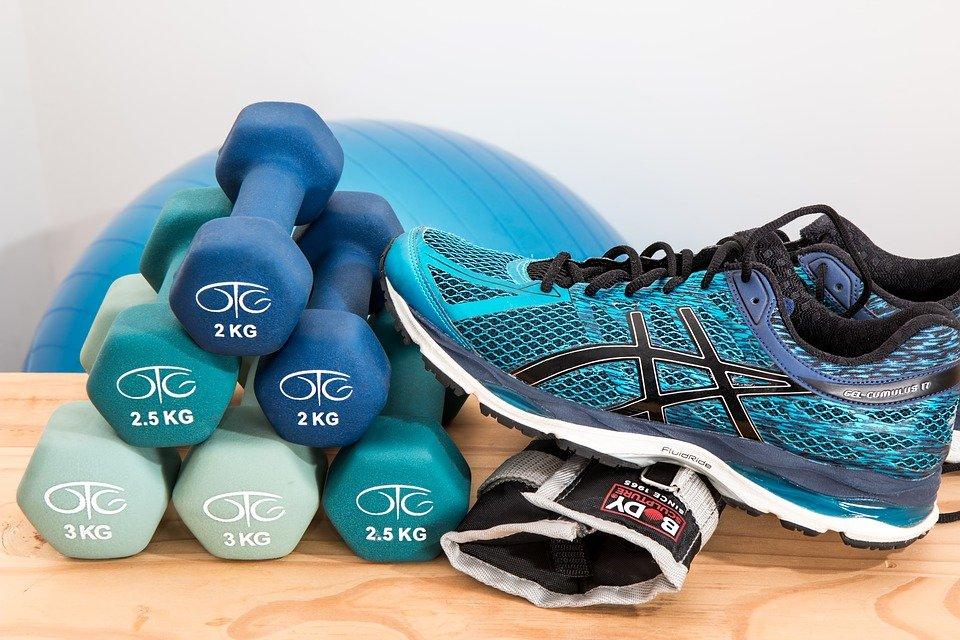 Equipo deportivo / Imagen tomada de: Pixabay