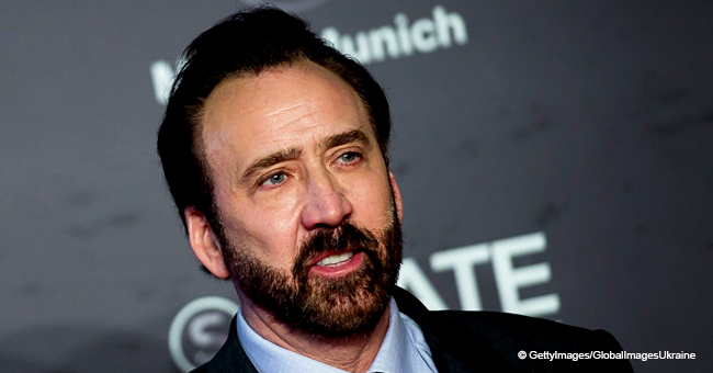 Nicolas Cage May Have Been Drunk While Getting a Marriage License, According to Courthouse Footage