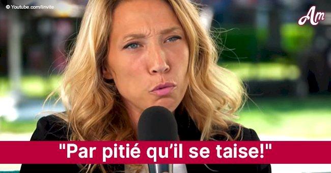 """""""Par pitié qu'il se taise!"""": Accusée de mensonge, Laura Smet attaque violemment l'ami de Laeticia"""