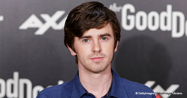 'The Good Doctor' Freddie Highmore Opens up about His 'Moral Responsibility' to Play Shaun