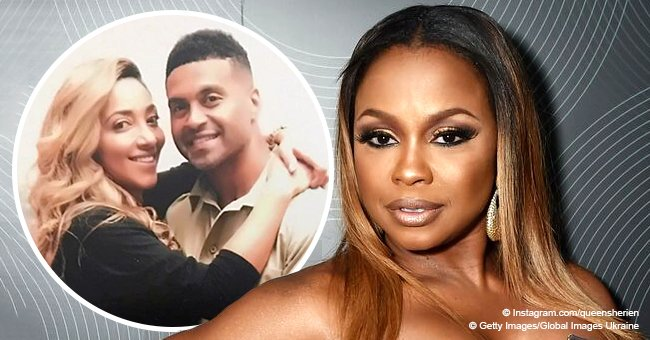 Phaedra Parks' ex-husband Apollo Nida poses with fiancée in jail after she was called a homewrecker