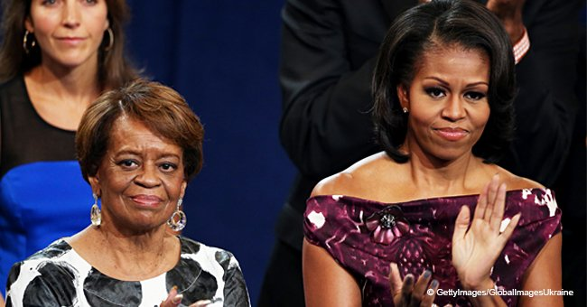 Michelle Obama's mother doesn't believe she is a 'real star' in hilarious conversation