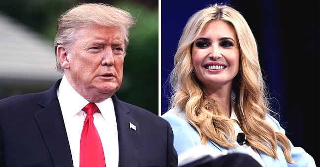"""Ivanka Trump aurait dit qu'elle tiendrait sa """"conscience morale"""" de son père"""