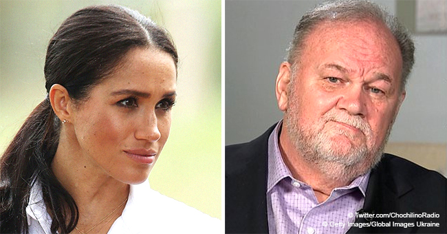 Meghan Markle's Dad Was an 'Awful Father', Claims His Ex Roslyn