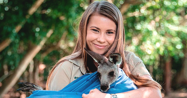 'Crocodile Hunter' Star Steve Irwin's Daughter Bindi's Video Tribute on Father's Day in Australia