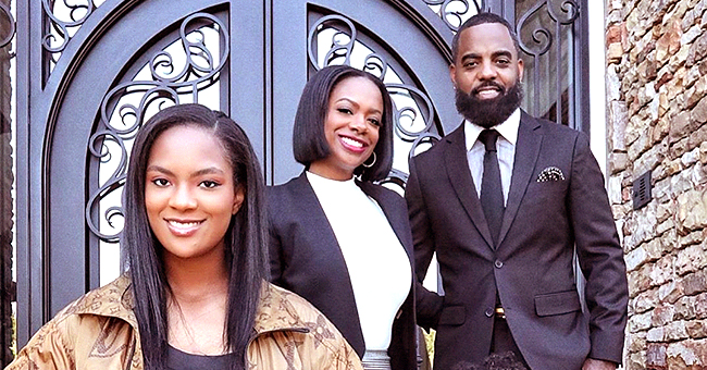 Kandi Burruss' Daughter Riley Makes It onto Her School's Honor Roll (Photos)