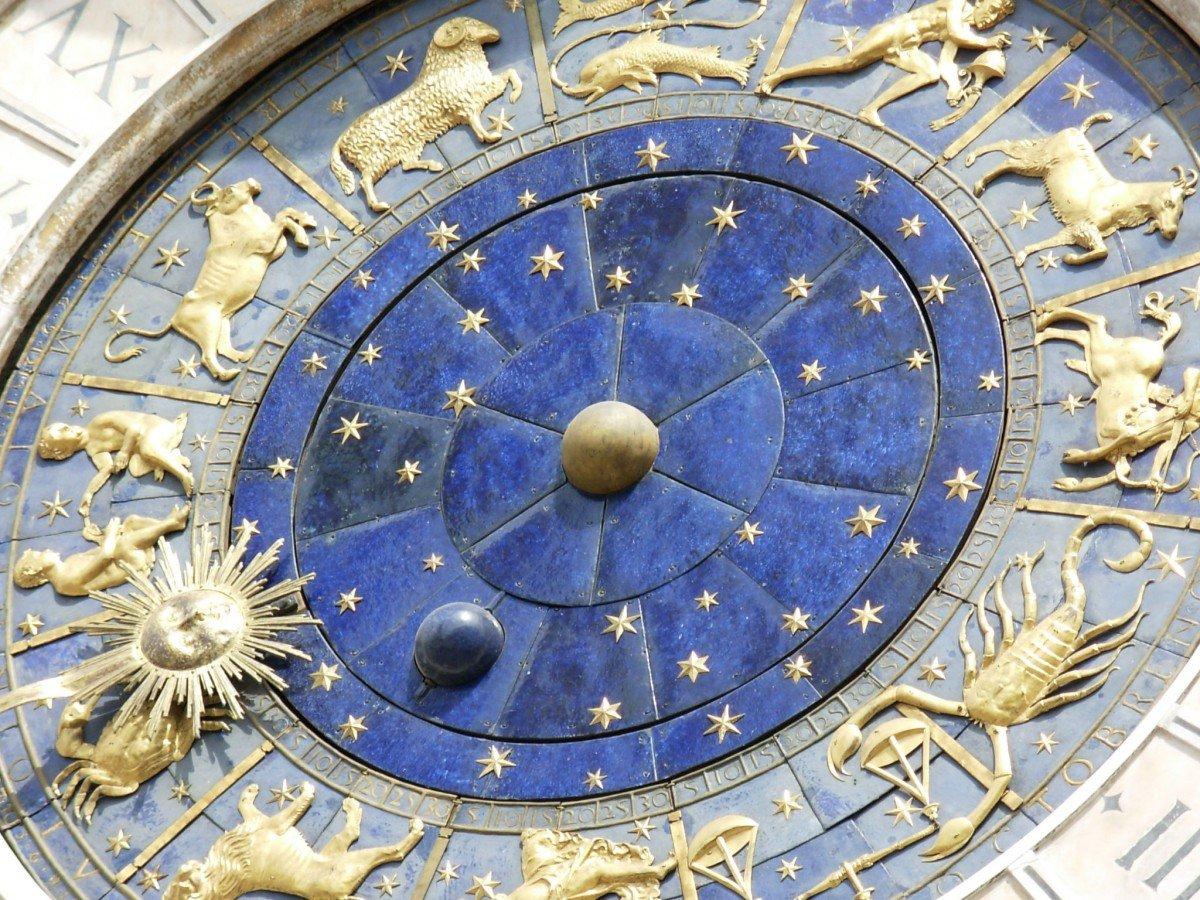Los doce signos zodiacales. | Imagen: PxHere