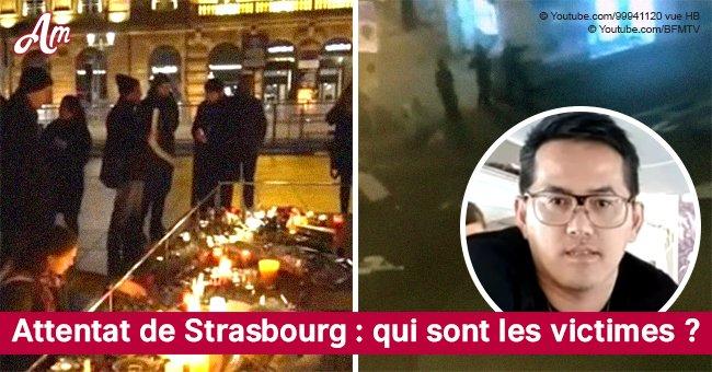 Coups de feu à Strasbourg: nous savons maintenant qui sont toutes les victimes