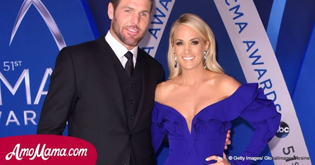 Frustrated with divorce rumors, both Carrie Underwood and her husband make official statements