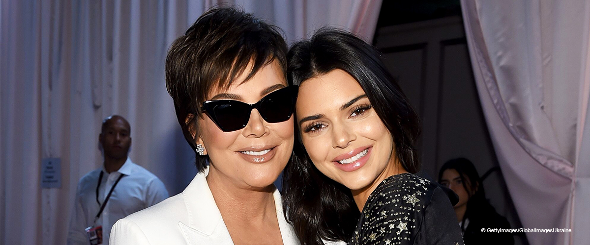 Kendall Jenner's Reaction after Being Left out of a Mother's Day Tribute by Her Mom