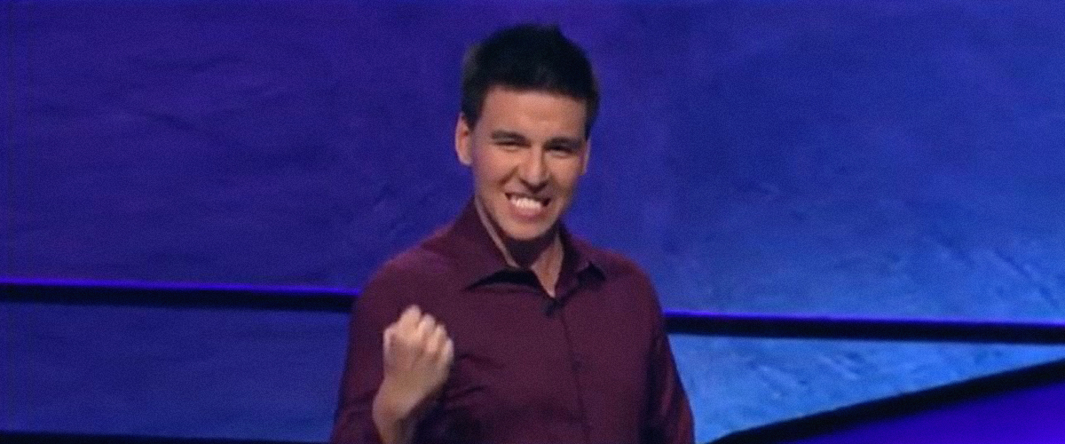 James Holzhauer, Winner of 32 'Jeopardy!' Shows in a Row, Needs $60,000 to Beat the Show Record