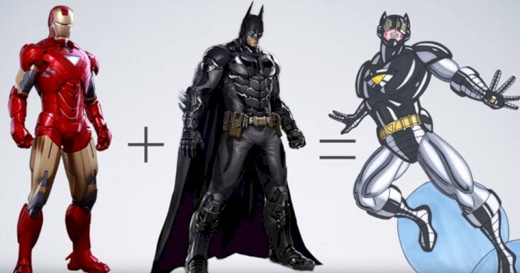 Image credits: Marvel & DC (Youtube/Ichigo Kurosaki)