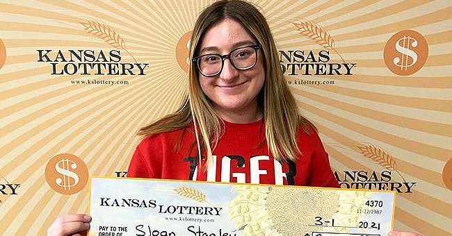Kansas Woman Buys First-Ever Lottery Ticket and Wins $25,000 Just 4 Days after 18th Birthday