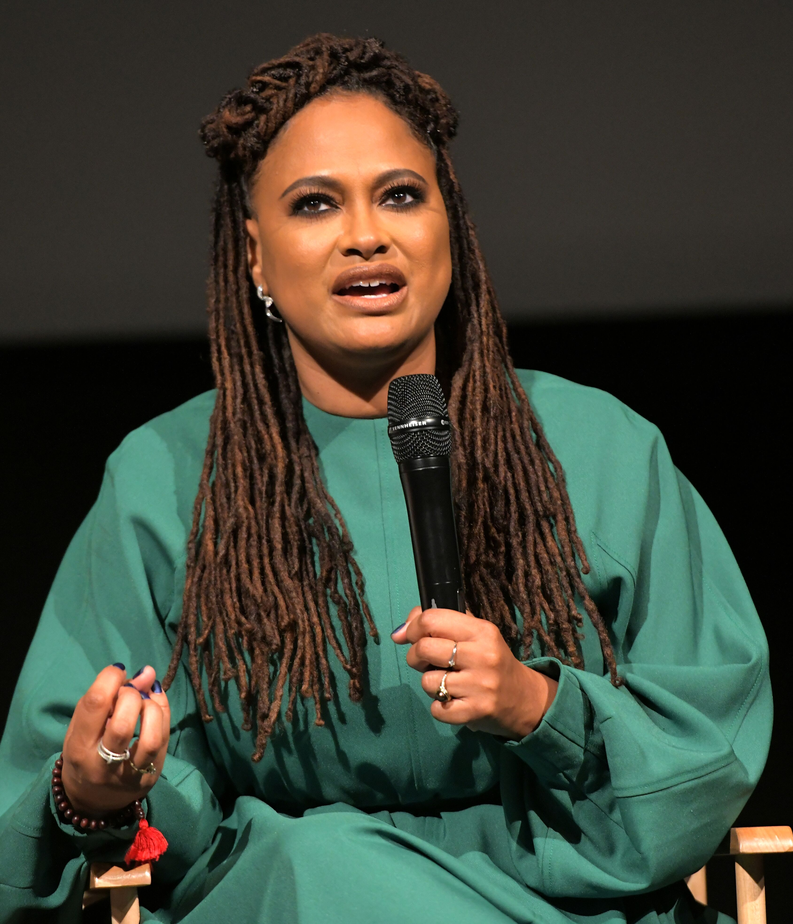 """Ava DuVernay at Netflix's """"When They See Us"""" Screening on August 11, 2019. 
