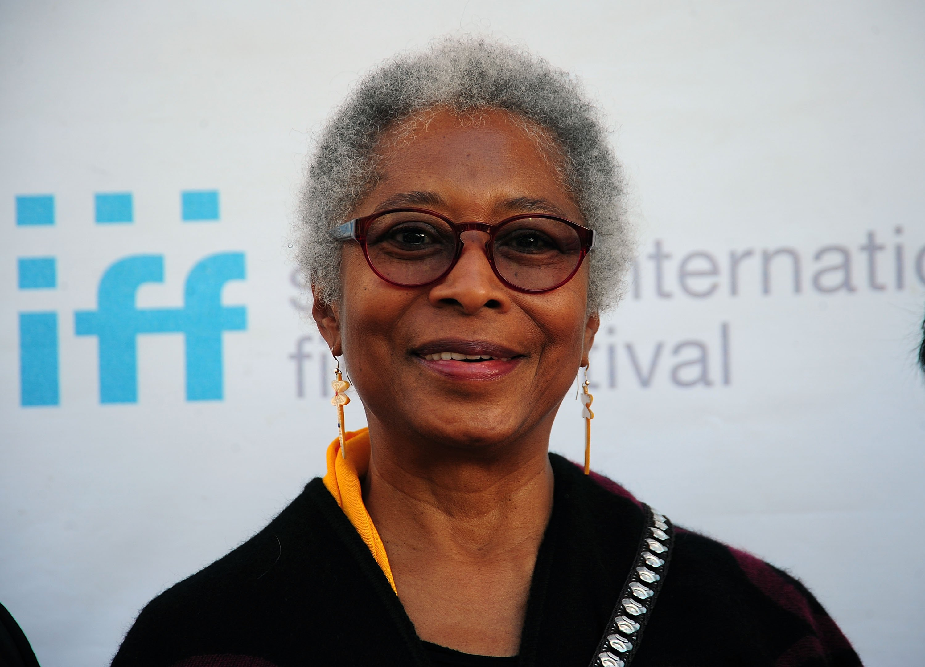 "Alice Walker attends Seattle International Film Festival world premiere of ""Alice Walker:Beauty In Truth"" at Egyptian Theater, Seattle on May 31, 2013 in Seattle, Washington. 