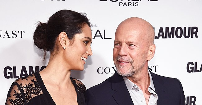 Bruce Willis' Wife Emma Celebrates Birthday with Husband, His Ex Demi Moore & Daughter Rumer