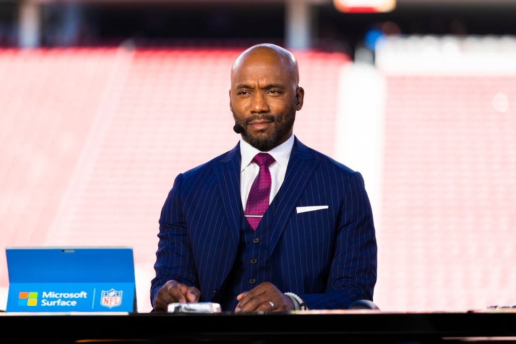 Louis Riddick during the NFL regular season football game between the Cleveland Browns and the San Francisco 49ers on Monday, Oct. 7, 2019 at Levi's Stadium in Santa Clara | Photo: Getty Images