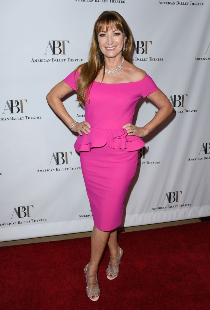 Jane Seymour attends American Ballet Theatre's Annual Holiday Benefit at The Beverly Hilton Hotel. | Photo: Getty Images