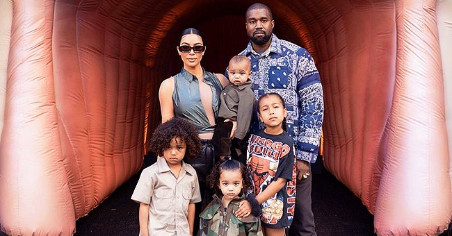 Kim Kardashian from KUWTK Doesn't Think She Should Have More Children but Admits She Could Have 2 More