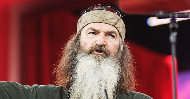 Phil Robertson of 'Duck Dynasty' Discovers He Has 45-Year-Old Daughter from an Affair
